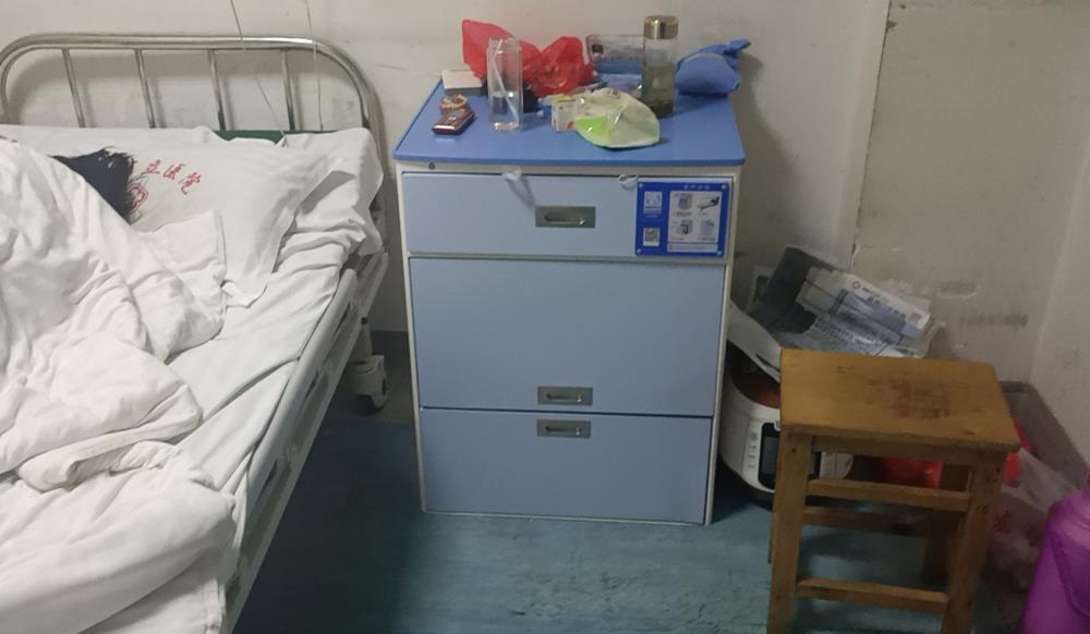 铜陵市立医院陪护床案例
